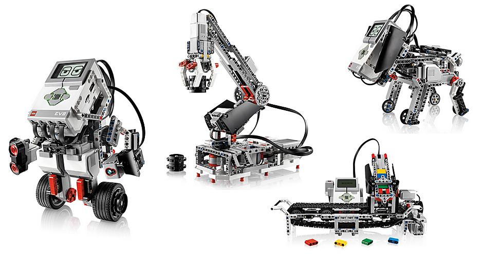 занятия по робототехнике для детей 9-14 лет в г. Мытищи
