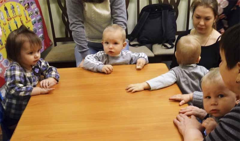 раннее развитие ребенка 1-2 года
