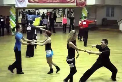 парные танцы в Мытищах
