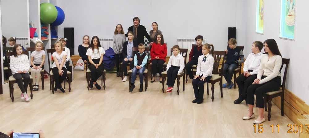 Театральная студия в Гармонии в 2017 г.