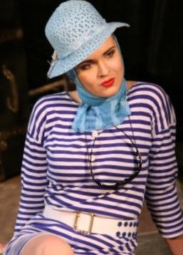 Дарья Фомина - детский театральный кружок Мытищи