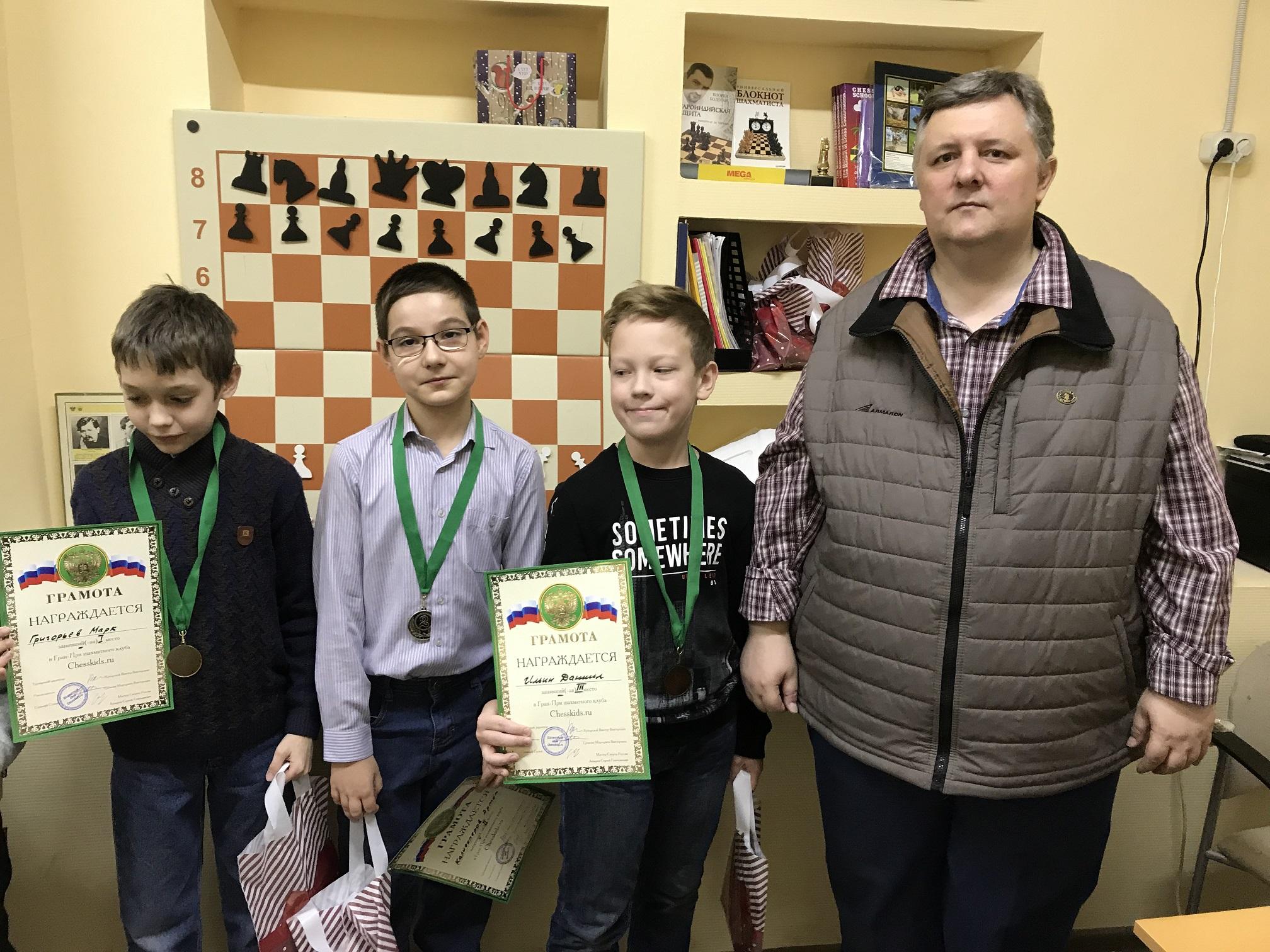 Шахматная Школа Мытищи