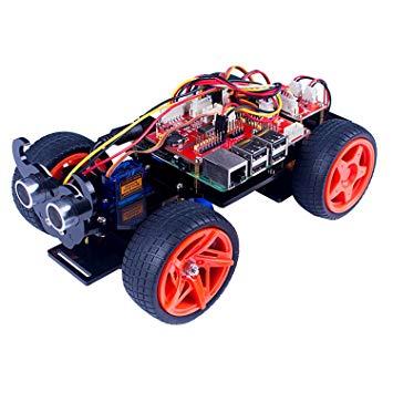Raspberry Pi робототехника Мытищи