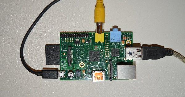 Raspberry Pi робототехника в Гармонии