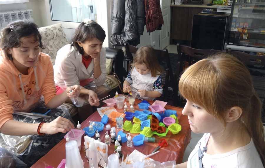 занятия для детей Мытищи