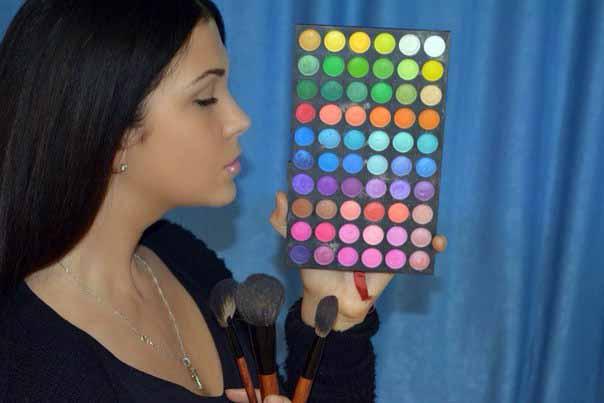 макияж Мытищи