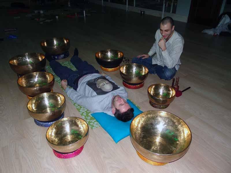 новогодние практики с чашами