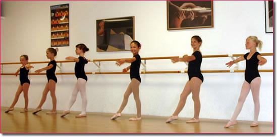 Классическая хореография для детей