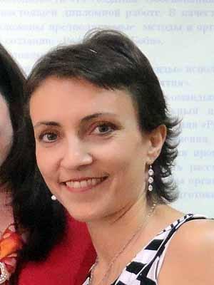 Алена Дикер