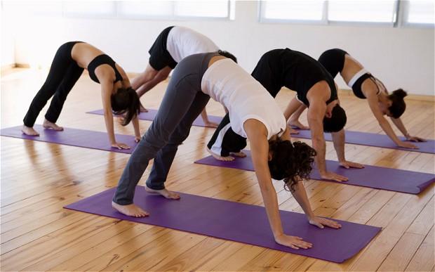 йога для начинающих в Мытищах