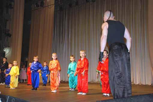 боевые искусства для детей Мытищи