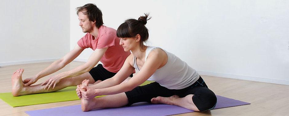 йога для начинающих Мытищи